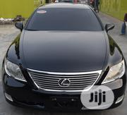 Lexus LS 2009 460 AWD Black | Cars for sale in Lagos State, Lekki Phase 2