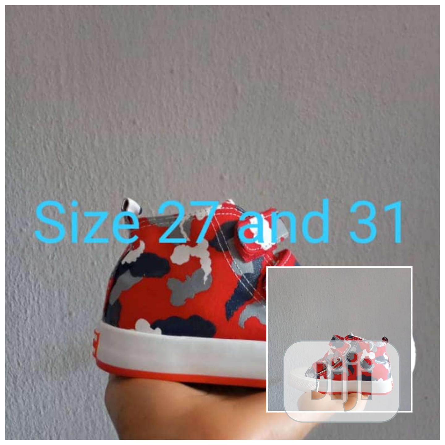 Archive: UK Standard High Quality Sneakers