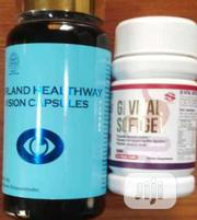 Gi Softgel Vission Capsule | Vitamins & Supplements for sale in Lagos State, Victoria Island