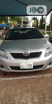 Toyota Corolla 2009 1.8 Exclusive Automatic Silver | Cars for sale in Abuja (FCT) State, Central Business Dis