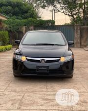 Honda Civic 2008 1.8 EX Black | Cars for sale in Kaduna State, Kaduna