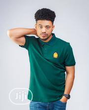Cotton Crested Polo | Clothing for sale in Lagos State, Ajah