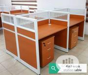 Office Workstation Table   Furniture for sale in Lagos State, Ikeja