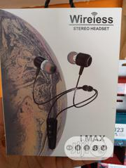 Bluetooth Wireless Earphone Imax | Headphones for sale in Lagos State, Ajah