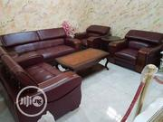 Quality Leather Sofa 700k | Furniture for sale in Lagos State, Lagos Island