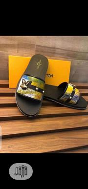 Original Louis Vuitton Slippers | Shoes for sale in Lagos State, Surulere