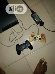 Play Station 3 Slim Hacked With 7 Games And 2pads | Video Game Consoles for sale in Ondo State, Akure