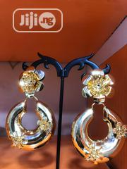 Sparkle Brazilian Gold Earrings | Jewelry for sale in Lagos State, Ikeja