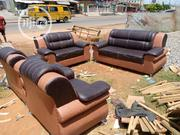 Learher Sofa For Sale | Furniture for sale in Lagos State, Ikotun/Igando