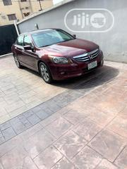 Honda Accord 2011 Sedan EX Automatic Red | Cars for sale in Lagos State, Lekki Phase 1