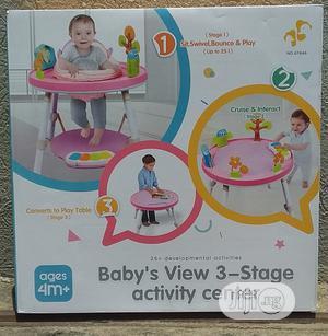 Baby Activity Centre to Keep Actively Engaged
