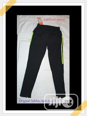 Original Adidas Tight Joggers | Clothing for sale in Lagos State, Surulere