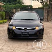 Honda Civic 2008 Black | Cars for sale in Kaduna State, Kaduna