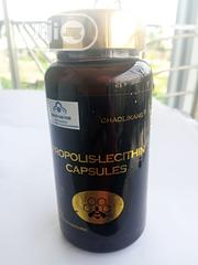 With Propolis Lecithin Capsules You Can Treat Infections Permanently   Vitamins & Supplements for sale in Abuja (FCT) State, Lokogoma