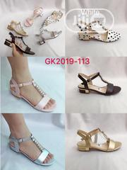 Beautiful High Quality Ladies Classic Sandals | Shoes for sale in Delta State, Ukwuani