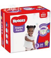 Huggies Pant Diaper, Size 5 | Baby & Child Care for sale in Lagos State, Alimosho