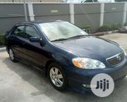 Toyota Corolla S 2007 Blue   Cars for sale in Lagos State, Alimosho