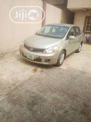 Nissan Versa 1.8 S 2007 Gold   Cars for sale in Lagos State, Alimosho