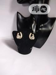 Gold Stud Earring | Jewelry for sale in Lagos State, Agboyi/Ketu