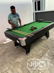 Brand New Snooker Table With Complete Accessories | Sports Equipment for sale in Lagos State, Lekki Phase 1