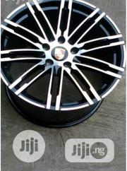 20inch Rim For Porsche. | Vehicle Parts & Accessories for sale in Lagos State, Mushin