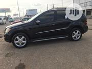 Mercedes-Benz M Class 2008 Black | Cars for sale in Abia State, Aba North