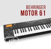 Behringer MOTOR 61 Master Keyboard Controller | Computer Accessories  for sale in Lagos State, Ojo