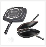 Double Sided Grill Pan   Kitchen Appliances for sale in Lagos State, Ikeja