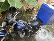 2018 Blue   Motorcycles & Scooters for sale in Lagos State, Ajah