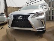 Lexus RX 350 FWD 2013 Silver | Cars for sale in Lagos State, Ikeja