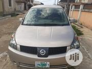 Nissan Quest 3.5 SE 2005 Gold | Cars for sale in Lagos State, Ajah