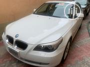 BMW 528i 2012 White   Cars for sale in Lagos State, Yaba