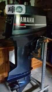 Clean Yamah Outboard Boat Engines | Watercraft & Boats for sale in Lagos State, Ikeja