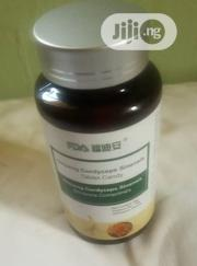 Ginseng Cordyceps Capsules   Sexual Wellness for sale in Abuja (FCT) State, Wuse 2