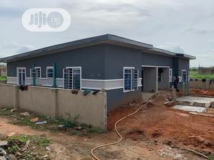 Newly Built Bungalow at Mowe