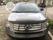 Ford Edge SE 4dr (3.5L 6cyl 6A) 2009 Gray | Cars for sale in Lagos State, Ajah