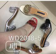 The Block Heel Slippers   Shoes for sale in Lagos State, Lagos Island