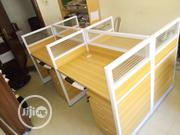 Workstation Table by 4seater   Furniture for sale in Lagos State, Agege