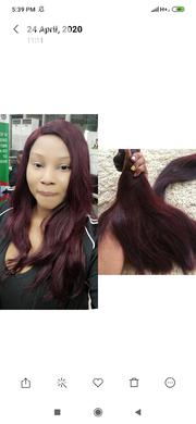 Burgundy Wig | Hair Beauty for sale in Lagos State, Kosofe