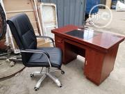 Office Table and Chair   Furniture for sale in Lagos State, Ojo
