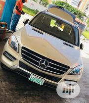 Mercedes-Benz M Class 2013 Gold | Cars for sale in Rivers State, Port-Harcourt