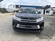 Toyota Highlander 2017 XLE 4x4 V6 (3.5L 6cyl 8A) Black | Cars for sale in Lagos State, Lekki Phase 2
