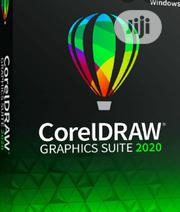 Coreldraw Graphics Suite 2020 | Software for sale in Lagos State, Ikeja