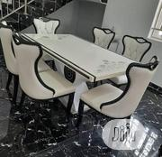 New Royal Six Seater Marble Dining Table | Furniture for sale in Lagos State, Ikeja