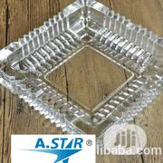 Glass Ash Tray | Home Accessories for sale in Lagos State, Ojo