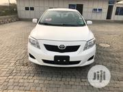 Toyota Corolla 2009 White | Cars for sale in Lagos State, Lekki Phase 2