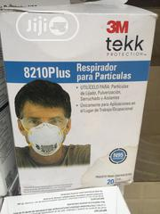 3M 8210 Plus Nose Mask   Safety Equipment for sale in Lagos State, Agboyi/Ketu