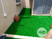 DIY Installation Of Olive Green Grass At Atinuke Ikeja | Landscaping & Gardening Services for sale in Lagos State, Ikeja