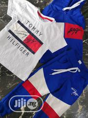 Kid's 3 Piece Joggers | Children's Clothing for sale in Lagos State, Surulere