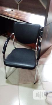 Visitor Armrest Leather | Furniture for sale in Lagos State, Apapa